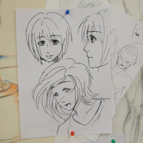 Manga - KÖLNER Malschule